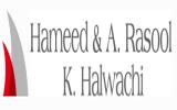 Hameed and Abdul Rasool K Halwachi